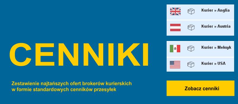 a44bdc28bc248 Który tani kurier jest najtańszy - porównywarka cen OtoKurier.pl